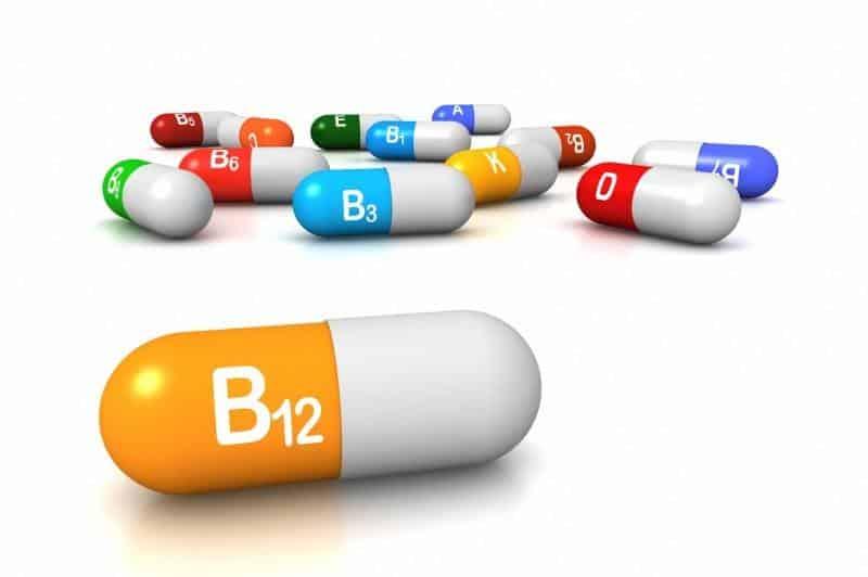 дефицит на витамин B12