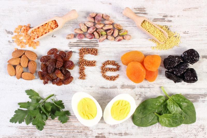 диета при анемия