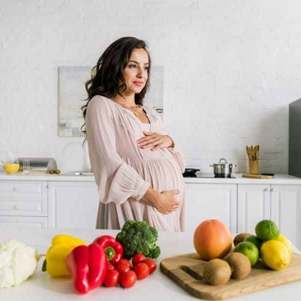 анемия по време на бременност
